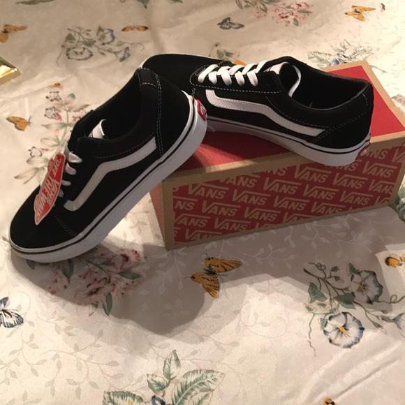 Box Vans Old School Shoes | Poshmark